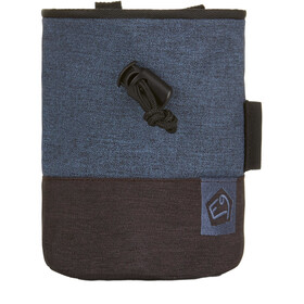 E9 Topo Chalk & Boulder Bags blue/black
